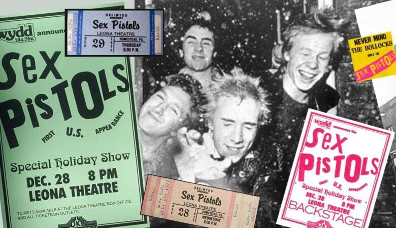 Дэнни Бойл снимет сериал про британскую панк-рок группу Sex Pistols