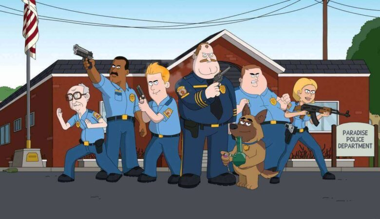 Дата выхода Полиция Парадайз 4 сезон